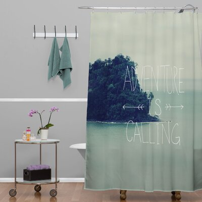 Greear Adventure Island Shower Curtain