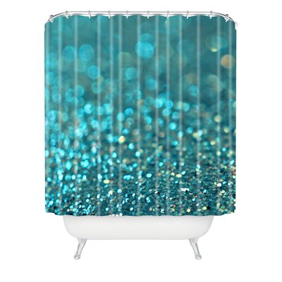 Covell Aquios Extra Long Shower Curtain