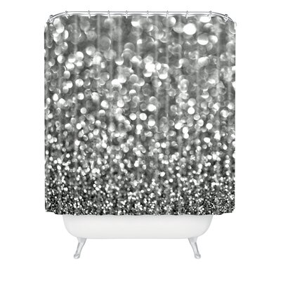 Bosch Steely Shower Curtain