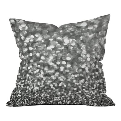 Curcio Steely Throw Pillow Size: Medium