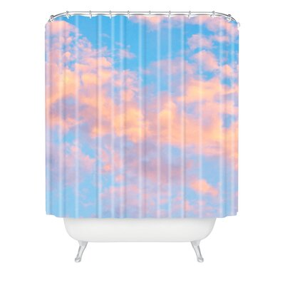 Bratten Dream Beyond the Sky Polyester Shower Curtain