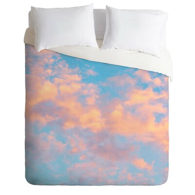 Dussault Dream Beyond the Sky Lightweight Duvet Cover Size: Twin/Twin XL
