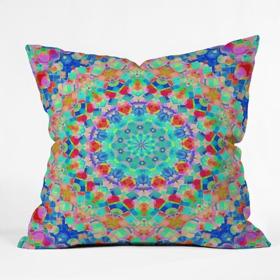 Farrel Geometria Throw Pillow Size: 16 H x 16 W x 4 D