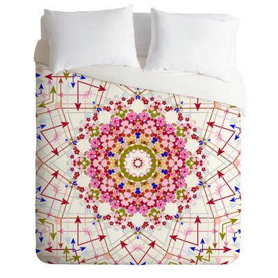 Dabrowski Every Which Way Lightweight Duvet Cover Size: Queen