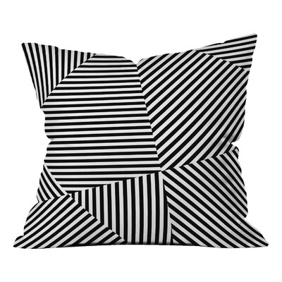 Blasko Dazzle New York Indoor/Outdoor Throw Pillow Size: 18 H x 18 W