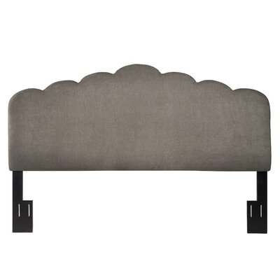 Coover Arch Upholstered Panel Headboard Size: King/California King