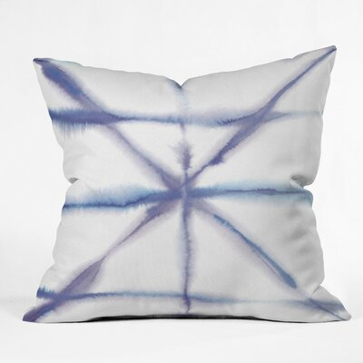Fishel Light Dye Folding Outdoor Throw Pillow Size: 16 H x 16 W x 4 D
