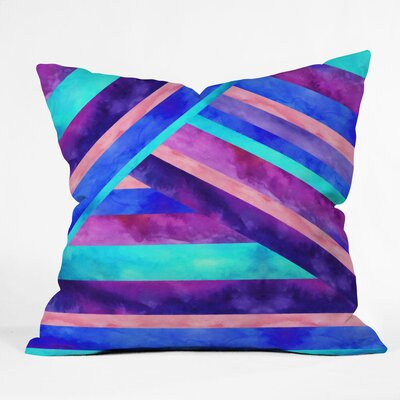 Fishel Harmony Outdoor Throw Pillow Size: 18 H x 18 W x 5 D