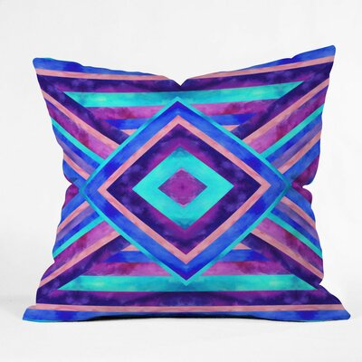 Fishel Sonata 1 Outdoor Throw Pillow Size: 16 H x 16 W x 4 D