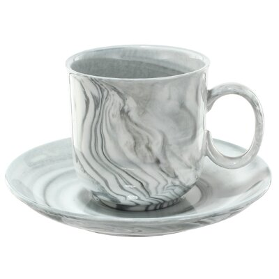 Almaraz Cup and Saucer Set