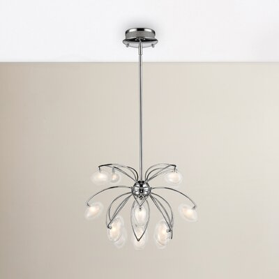 Sheedy 16 Integrated Bulb Cluster Pendant