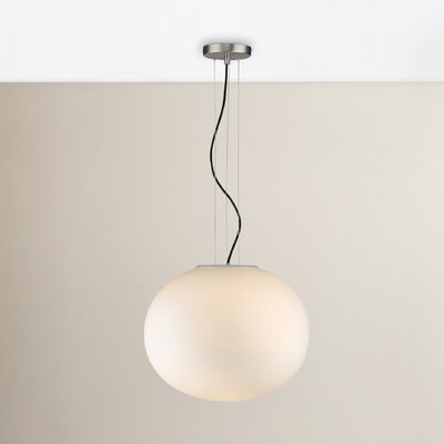 Stricklin 1-Light Globe Pendant