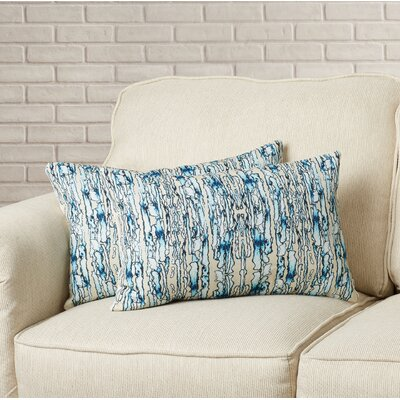 Brayden Studio Currents Decorative Throw Pillow
