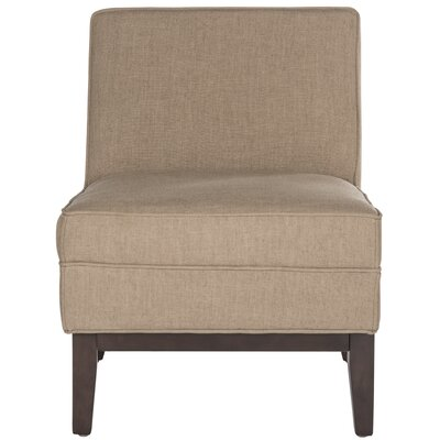 Mayberry Slipper Chair Upholstery: Mocha