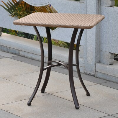 Katzer Bistro Table Finish: Honey