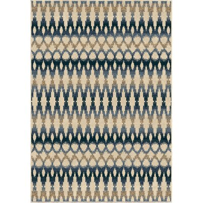 Lomas Indoor/Outdoor Area Rug Rug Size: 52 x 76