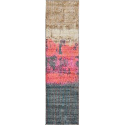 Lombardo Area Rug Rug Size: Runner 2' 7