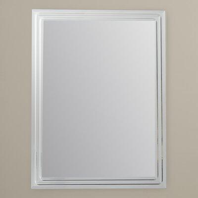 Brayden Studio Frameless Tri Bevel Wall Mirror