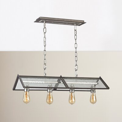 Dailey 4-Light Kitchen Island Pendant