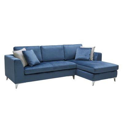 Brayden Studio BRYS1018 30234511 Mendoza Sectional Upholstery