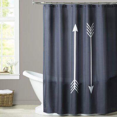 Melinda Wood Two Arrows Shower Curtain