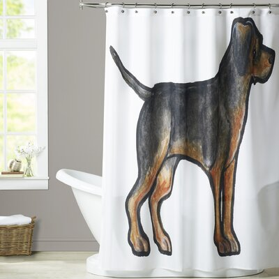 Gengler Patterdale Smooth Shower Curtain