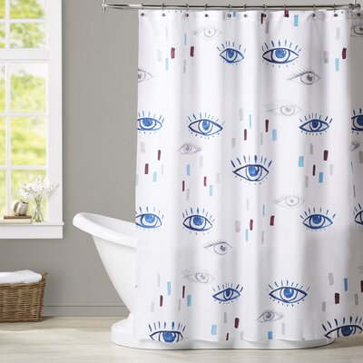 Aultman Eyes Shower Curtain