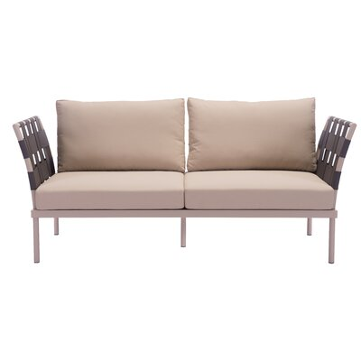 Cianciolo Deep Seating Loveseat with Cushions