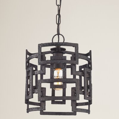 Dailey 1-Light Foyer Pendant