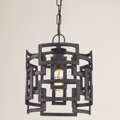 Dailey 1-Light Foyer Pendant