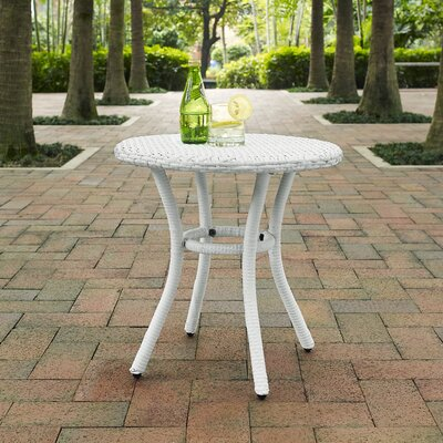 Crosson Side Table Finish: White