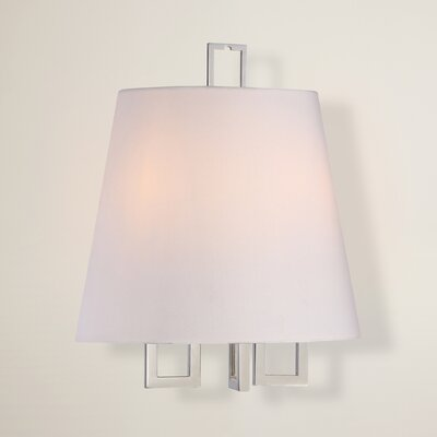 Brayden Studio Longley 2-Light Wall Sconce