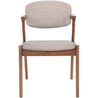 Moorhead Arm Chair Upholstery: Dove Gray