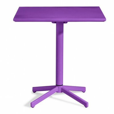 Denpasar Bistro Table Finish: Purple