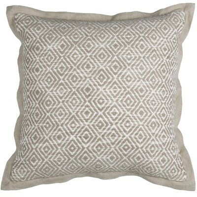 Lewellyn Cotton Throw Pillow