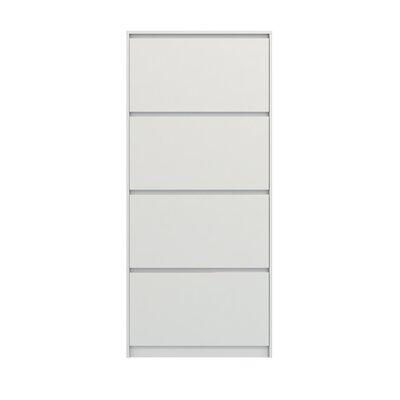 4 Drawer Shoe Storage Cabinet