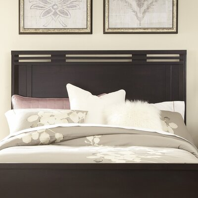 Lococo Wood Panel Headboard Size: Queen