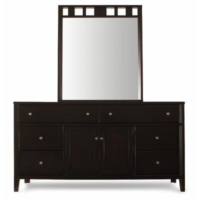 Lococo 8 Drawer Combo Dresser