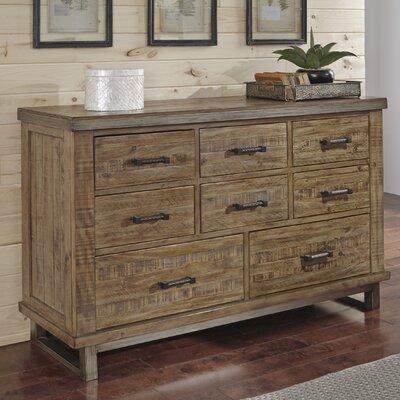 Lomanto 8 Drawer Dresser