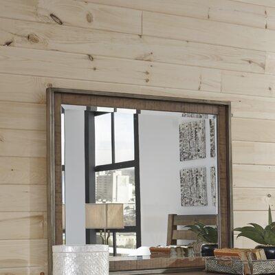 Lomanto Rectangular Dresser Mirror