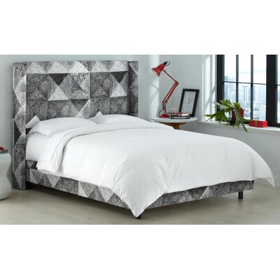 Sumpter Upholstered Panel Bed Size: Queen
