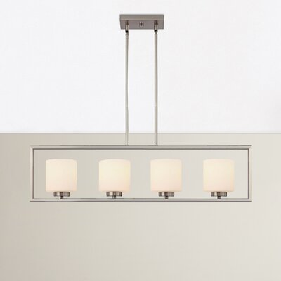 Curto 4-Light Kitchen Island Pendant