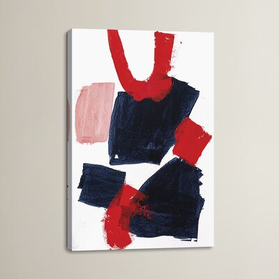 Put it Together by Heather Chontos Painting Print on Wrapped Canvas