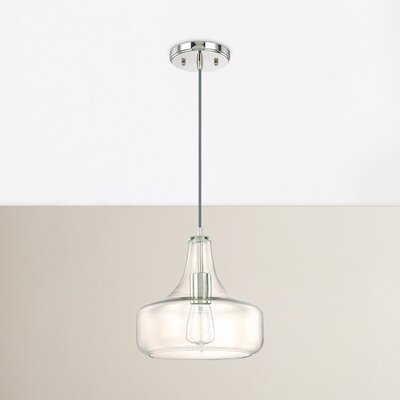 Caison 1-Light Mini Pendant