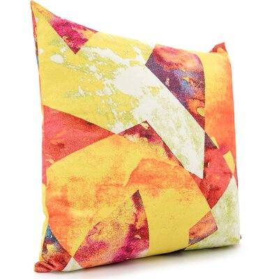 Kamen Throw Pillow