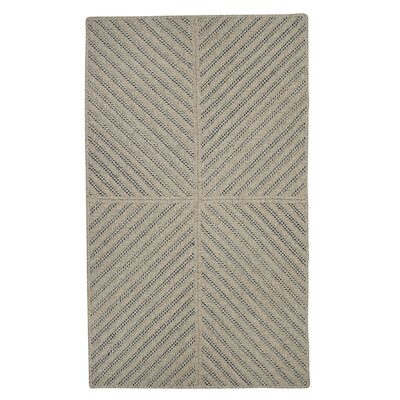 Loya Hand-Woven Brown Indoor Area Rug Rug Size: 6 x 9