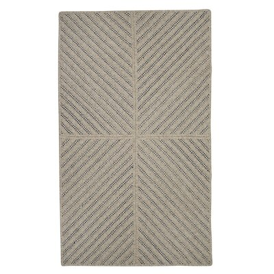 Loya Hand-Woven Brown Indoor Area Rug Rug Size: 6 x 9