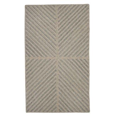 Loya Hand-Woven Brown Indoor Area Rug Rug Size: 8 x 10