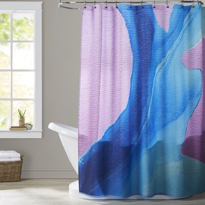 Deb McNaughton Body of Water Shower Curtain
