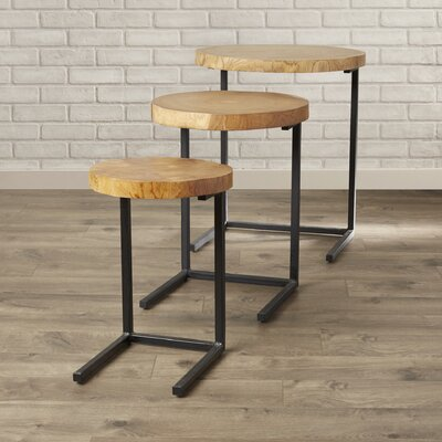 Sumrall 3 Piece Nesting Tables